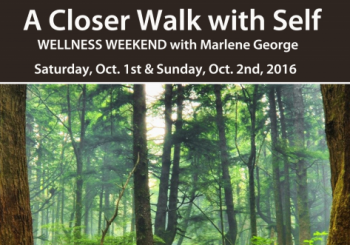 Fall Wellness Retreat