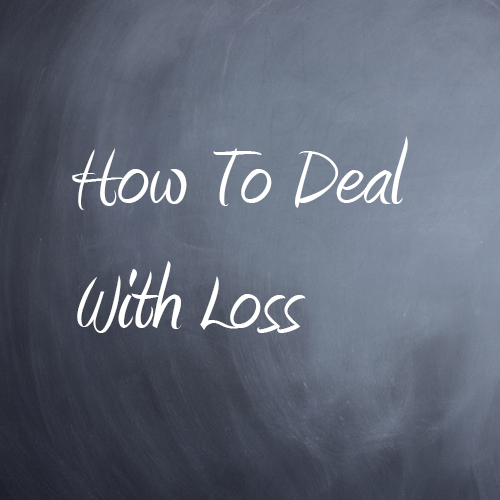 Dealing with grief: Confronting painful emotions